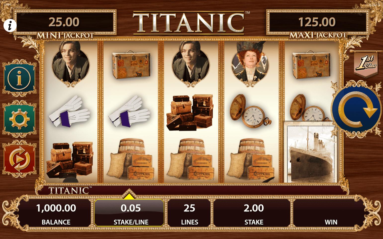 Titanic Casino Game