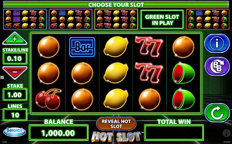 Hot Slots 123