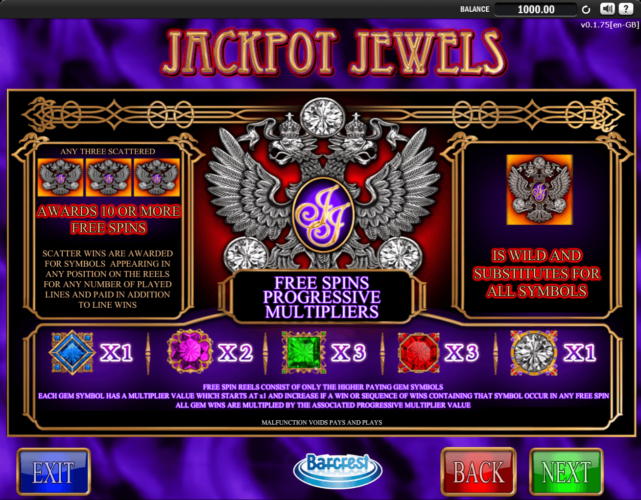 Royal Jewel Jackpot