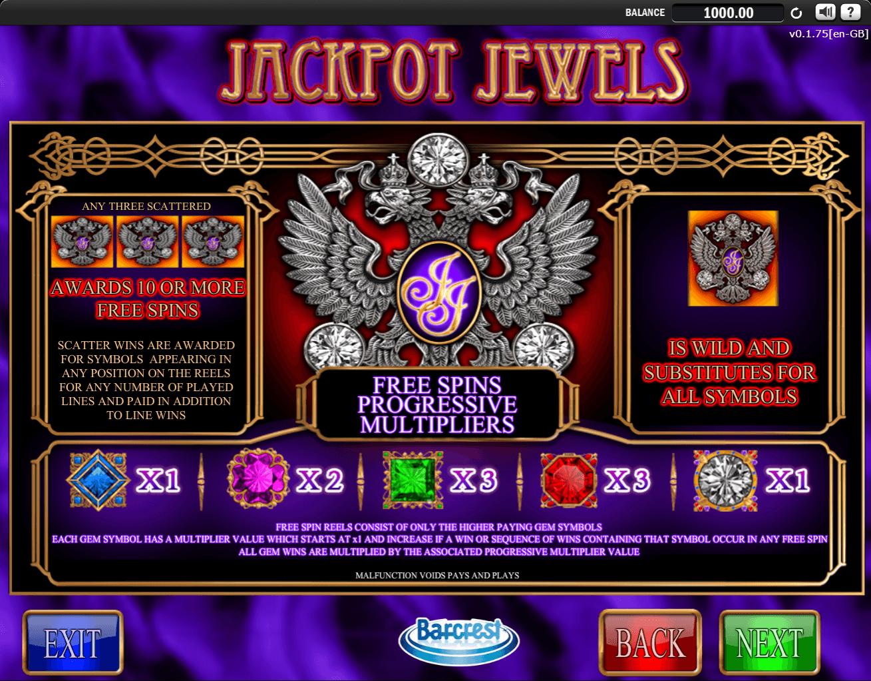 Royal Jewel Jackpot