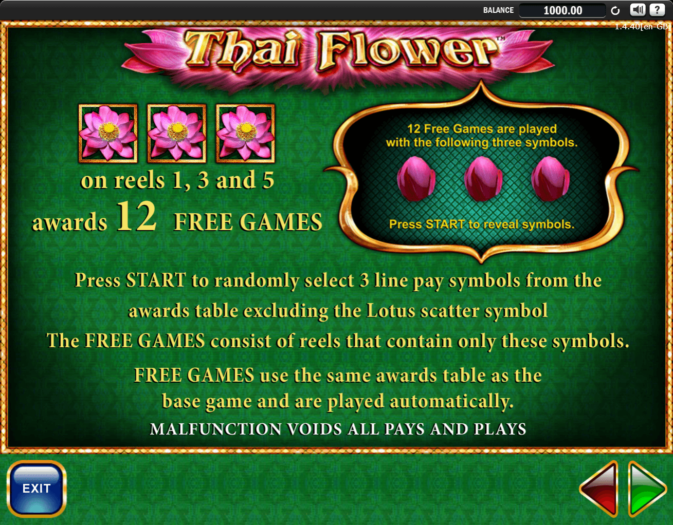 Thai flower slot review paytable izmirmasajfo