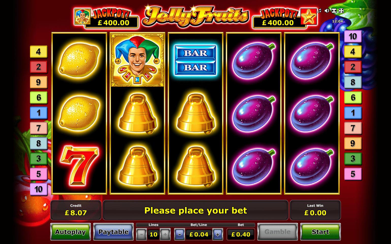 Jolly Fruits Slots