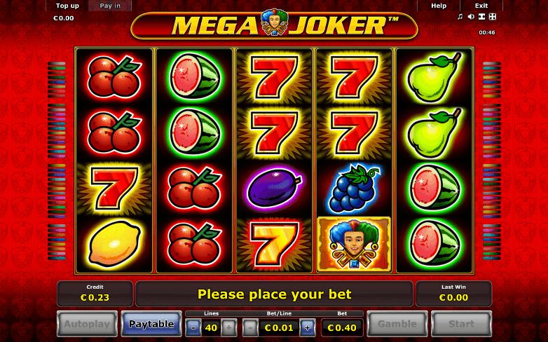 Mega Joker Slot - NetEnt Casino - Rizk Online Casino Deutschland