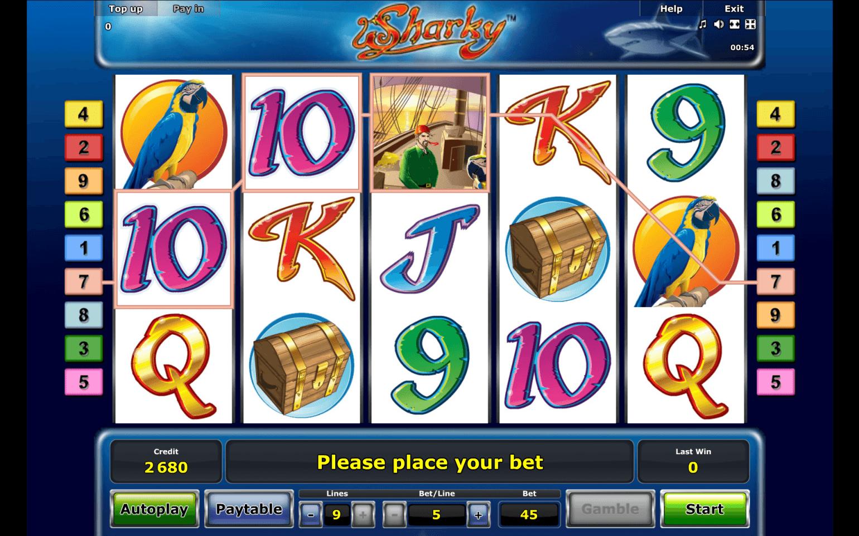 Sharky 2 casino games accepting casino echecks online