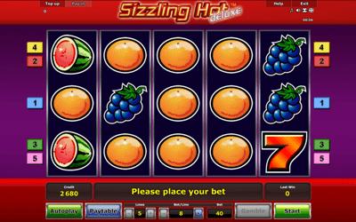 Sizzling Hot Slot Machine Casino