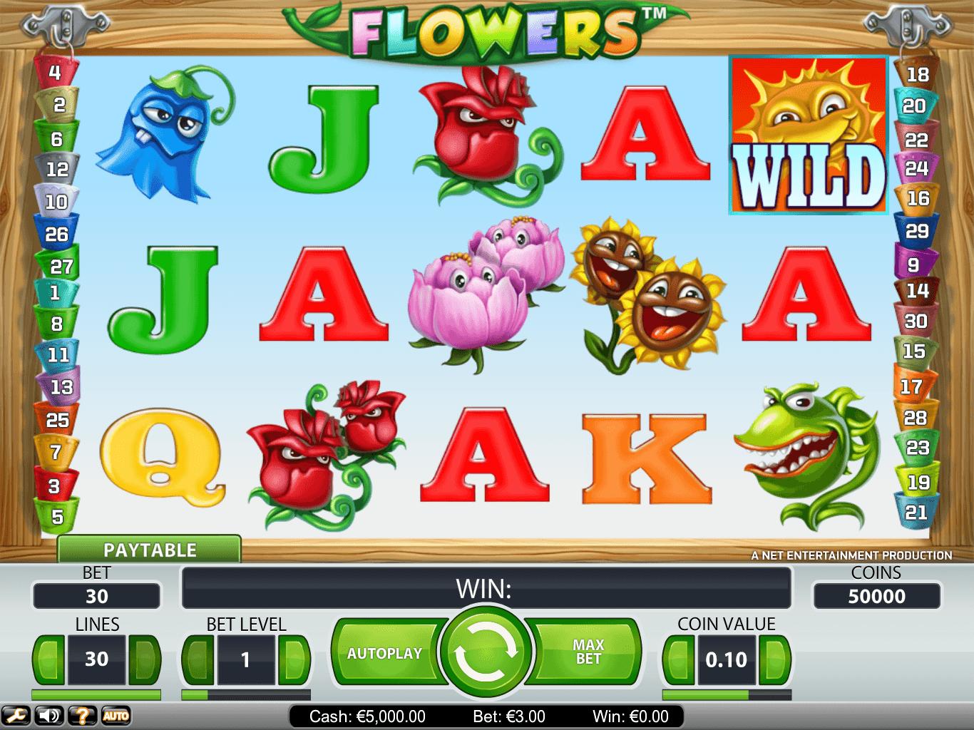 Flowers Slot Review Best Slots