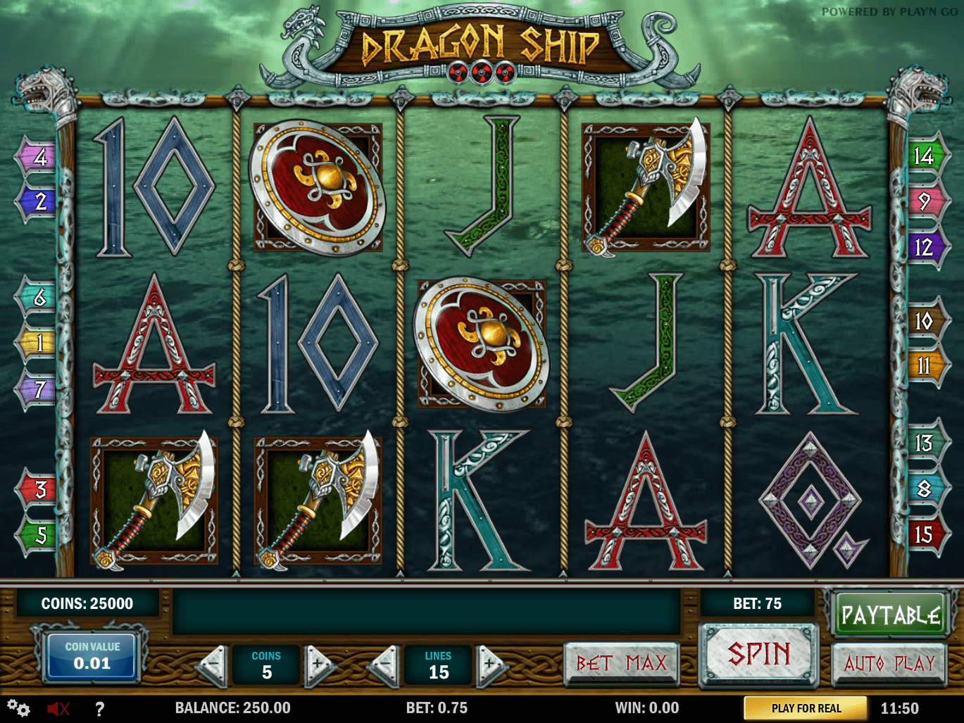 Dragon Ship Slots by Playn GO - Try these Games for Free