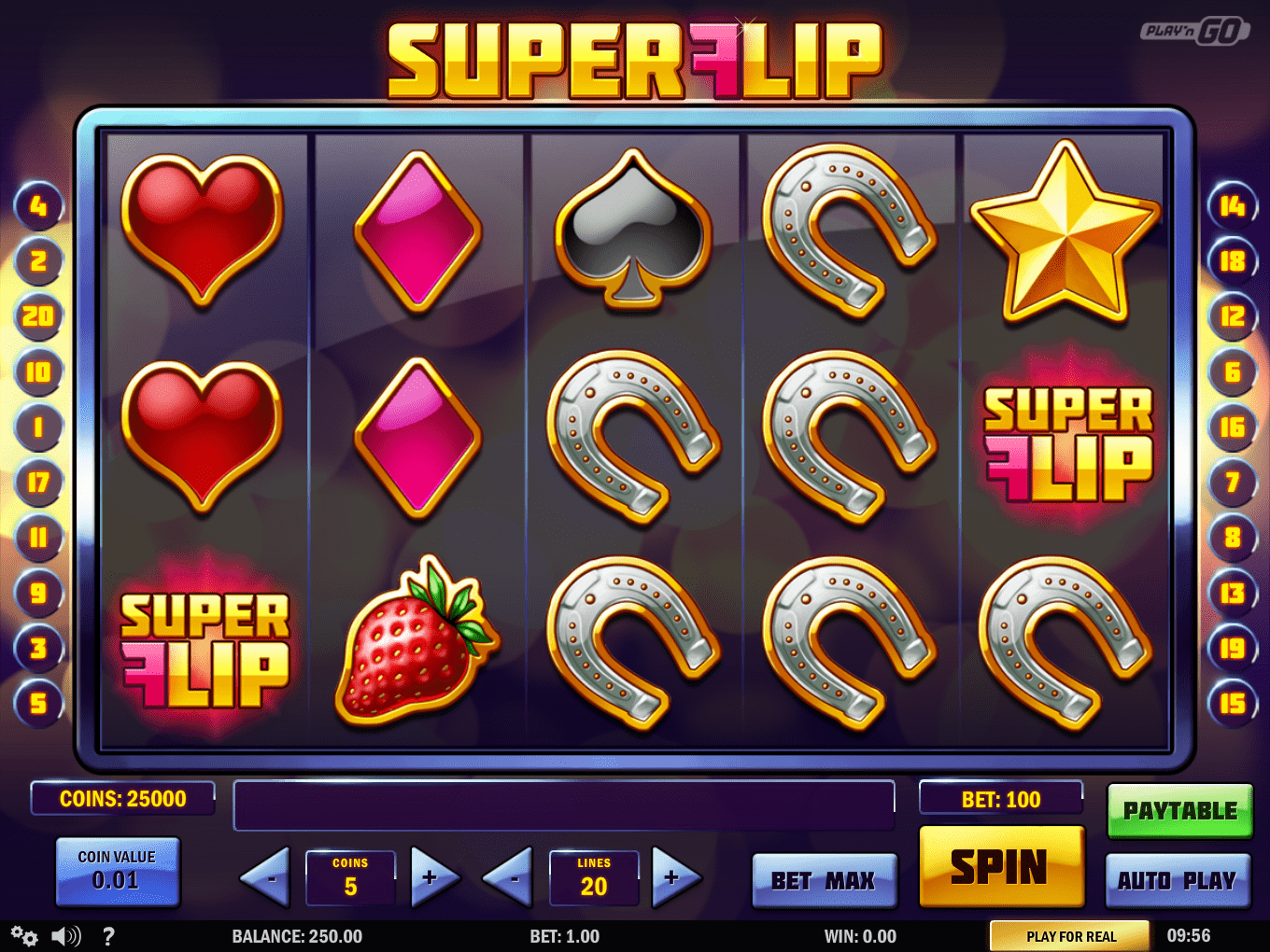 Spiele Super Flip - Video Slots Online